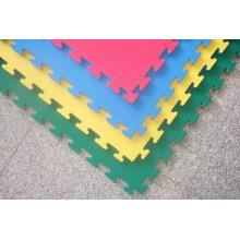 Tapis de sol de jarretière pour gymnase et arts martiaux (KHTKD)