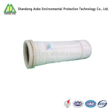 non woven round PPS dust bag filter