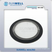 Monel400 Материалы ASME B16.20 Прокладка для спиральных ран
