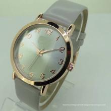 Günstige Kosten Farben Genf Analog Lady Armband Genf Uhr
