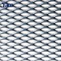 Métal déployé d'acier de petit trou enduit de plastique pour des grils d'appel