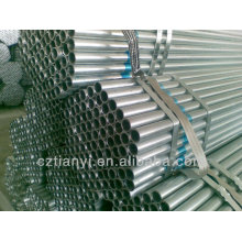 Fabricant Tube en acier galvanisé de 20 pouces
