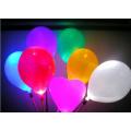 Partyangebot Latex Aufblasbarer Mini führte Ballon