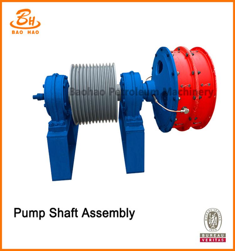 Pump Shaft Assembly