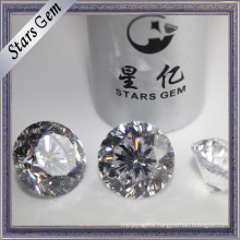 9hearta and 1flower Special Briliant Cut High Quality Synthetic Diamond