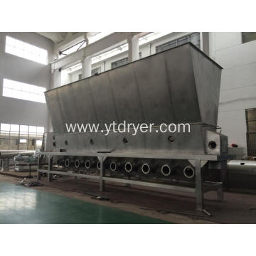 XF model box shaped fluidized dryer