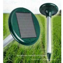 Ultra-sônico Solar Powed Pest Repeller Controle de Pragas