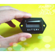 Rl-Bi001 Digital LED State Battery Charge Indicator for Golf Cart, Motorcycle, Boat etc. 12V, 24V, 36V, 48V, 72V