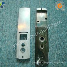 Ручка замка двери поверхности плакировкой заливки формы сплава цинка OEM
