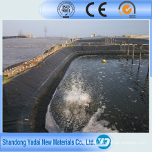 0.75mm Smooth Fish and Shrimp Farm Pond Liner HDPE Geomembrane