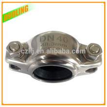 Ss304 Tube Victaulic Style Couplings for Pipe Fittings