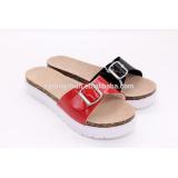 2015 high quality weomen platform slipper lady sandal china shoes factory