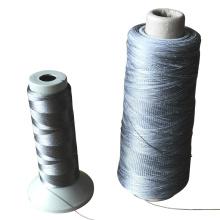 Alambre de acero ignífugo Hilo de coser / Resistencia a altas temperaturas Sewing Tread