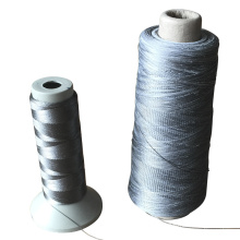 Steel Wire Reinforced Fiberglass Thread/ Steel Wire Thread