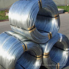 BWG8 cheap electro galvanized iron wire for construction