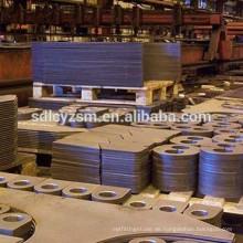 Plasmaschneiden Schneiden von Stahlblech