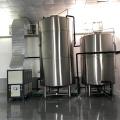 Коммерческое пивоваренное оборудование