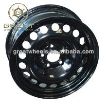 Nueva utilidad 16x5.5 rueda de acero de camión ligero, incluyendo diseño diferente