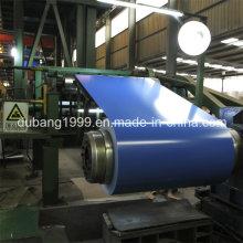Bobina de acero de PPGI colores como materiales de construcción