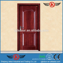 JK-SD9004 porte principale porte en bois massif en bois massif