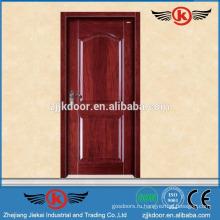 JK-SD9004 главная дверь дизайн массивная древесина современная дверь из массивной древесины