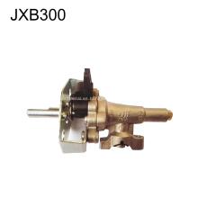 Válvula de gas de latón para parrilla de gas