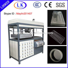 Transparent Scourer Cover Vacuum Forming Machine