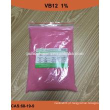 Vitamina B12 Com Alimento Grau 1%, 2%, 5% VB12 Vitamina em pó