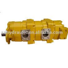 Triple gear pump