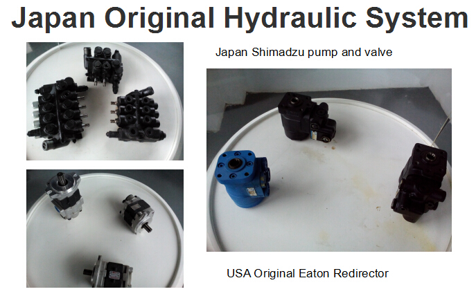 Japan Shimadzu Hydraulic System