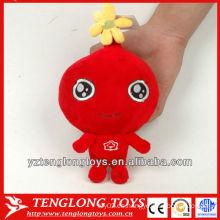 Personalizado lindo juguete de peluche Muñecas de agua mini muñecas rellenas de muñecas