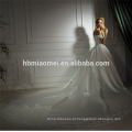 2018 cor branca sereia vestido de noiva lace lace up vestido de baile vestido de noiva querida