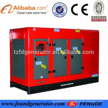 CE approved Factory price enclosed generator set