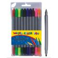 10pcs Double Tip Water Color Pen