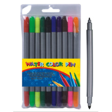 10pcs Double Tip Water Color Pen