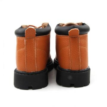 OEM Borong Baby Leather Martin Boots