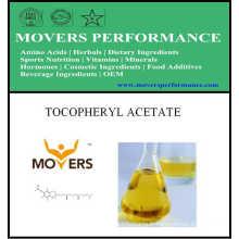 Hot Slaes Ingrédient cosmétique: Acétate de tocophérol avec N ° CAS: 58-95-7