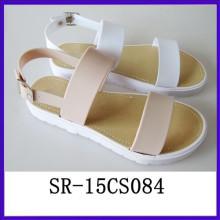 Sommer Armband Sandale klassische Frau Sandale 2014 Schuh Frau Schuh Mode Schuh