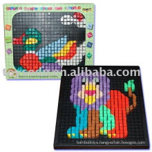 3D Puzzle Plastic Block Toys