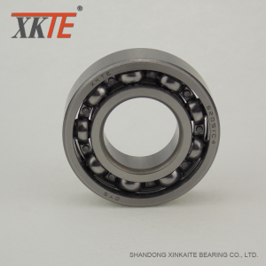 Open type conveyor bearing 6309 C3 for idler