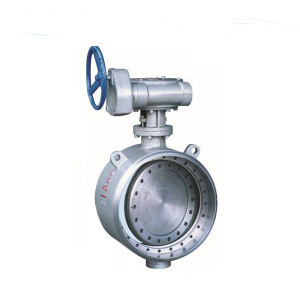 Butt Weld Triple Offset Butterfly Valve