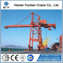 Descargador de barco de cemento de larga duración de la protección de sobrecarga del proveedor de Crane del puerto de China