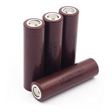LG Hg2 Battery 18650 3000mAh LG Hg2 Battery 3.7V LG Battery with 20A for Mod
