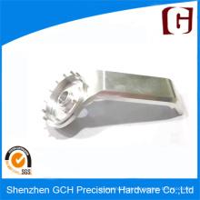 Serviços de usinagem de peças de alumínio usinadas CNC de alta qualidade