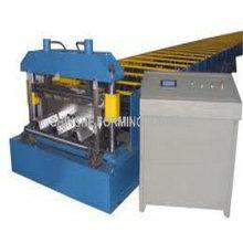 Máquina de formação de rolo de painel de pavimentação