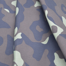 Polyester Cotton Twill Kamuflase Fabric
