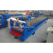 Máquina formadora de rollos de pared de lámina de acero