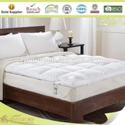 Saint Glory famous producer goose feather down Winter mattress topper