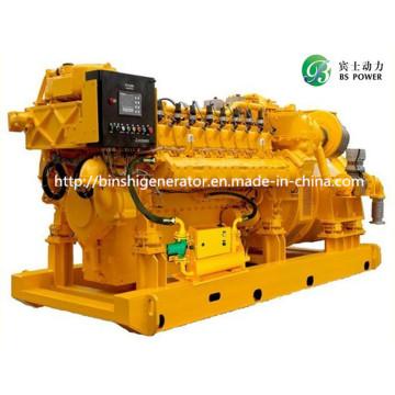 1250kVA CNG Power Generator Sets
