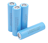 flashlight on 18650 Battery 3200mAh 10A LG